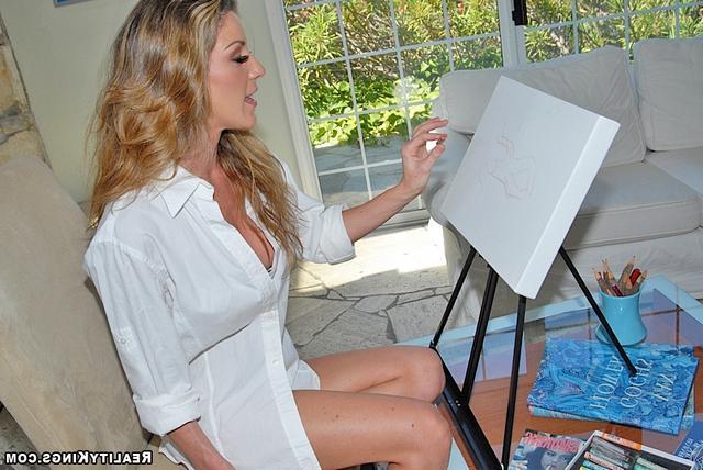 Смотреть Возрастная художница онлайн