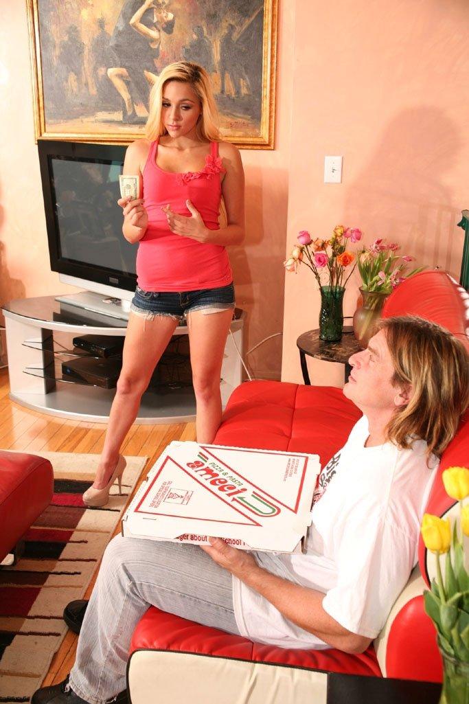 Смотреть Разносчик пиццы онлайн